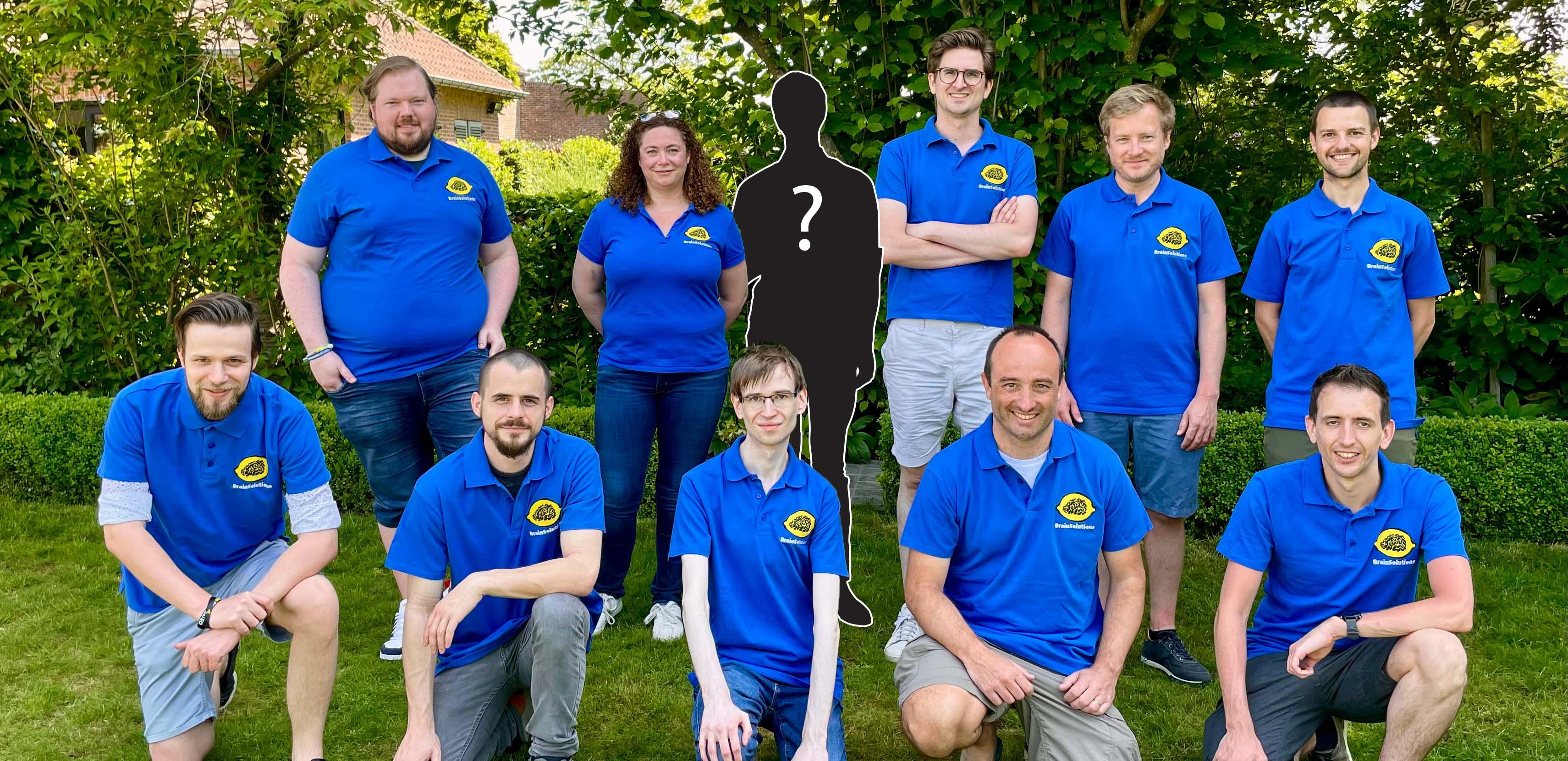 Het BrainSolutions-team breidt uit en verwelkomt Hendrik als nieuwste collega